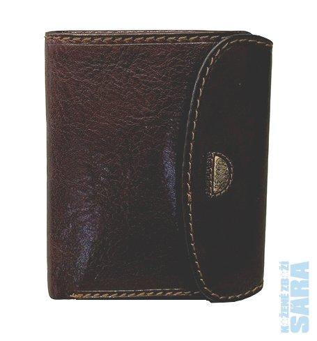Atraktivní kožená dámská peněženka, která se zaručeně vejde ...