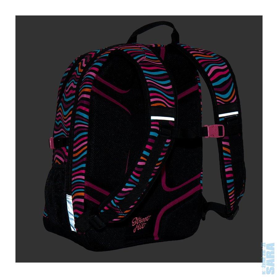 Studentský batoh HIT 858 H pink - Doprava zdarma fa0102d10a