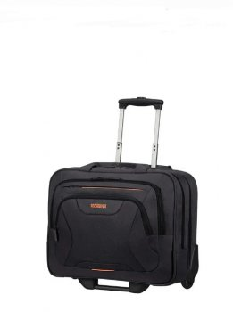 "Pracovní kufr AT WORK ROLLING TOTE 15.6 "" BLACK/ORANGE 88533-1070, AMERICAN TOURISTER"