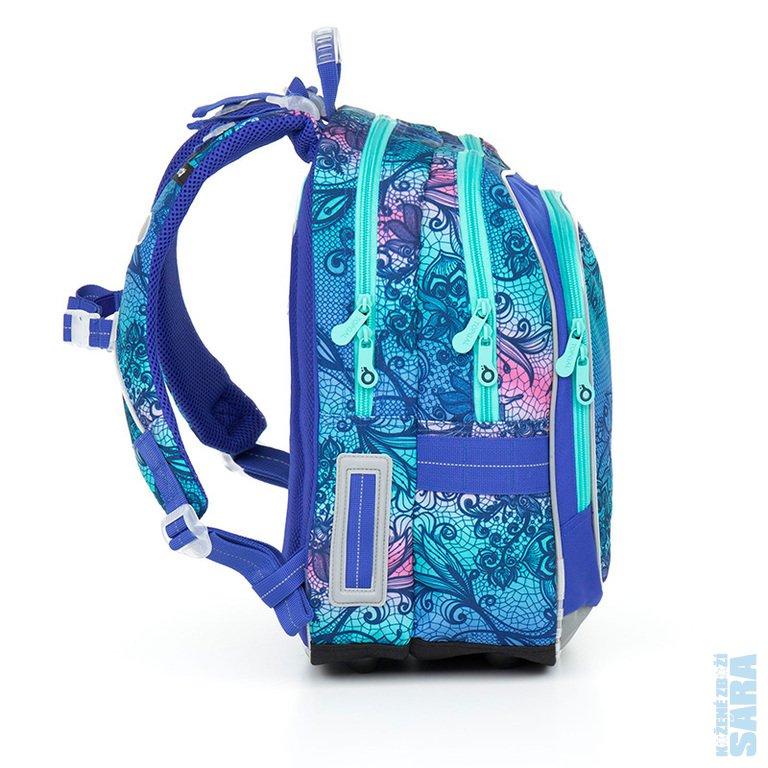 7de1ac1d91d Školní batoh pro prvňáčka CHI 786 I violet - Doprava zdarma - P ...