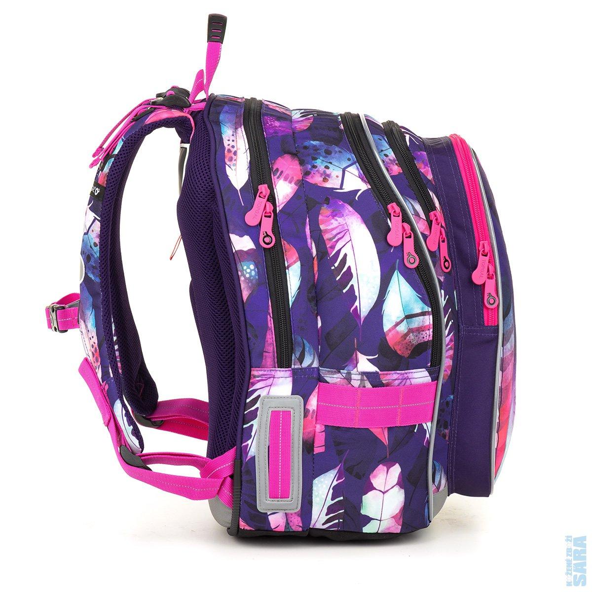 6d0ecaa5526 Školní batoh LYNN 18009 G