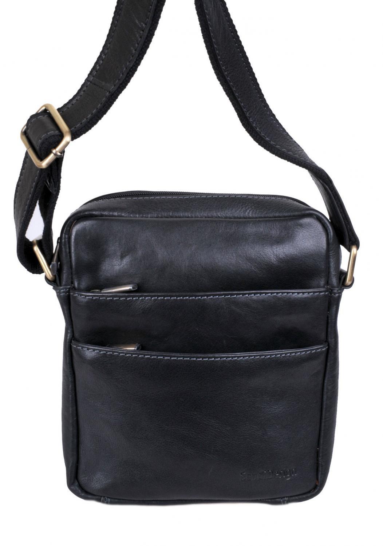71c7cb0c34 Pánská kožená taška na doklady CT-710 černá
