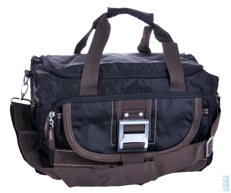 Cestovní taška 113-101 černá ce2e7f0ab1