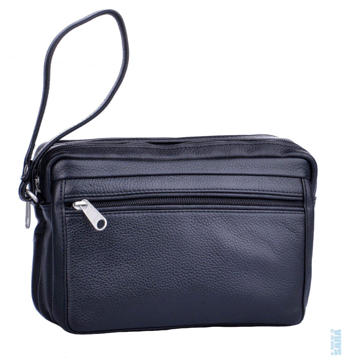 706df1cb51 kožená taška na doklady 8011 černá