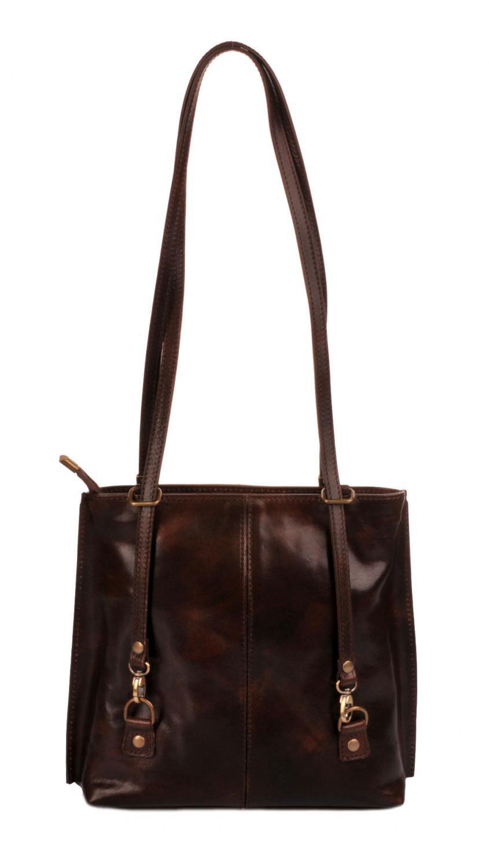 bd42febad2f Moderní dámská kabelka a batoh v jednom od italské značky IL GIGLIO