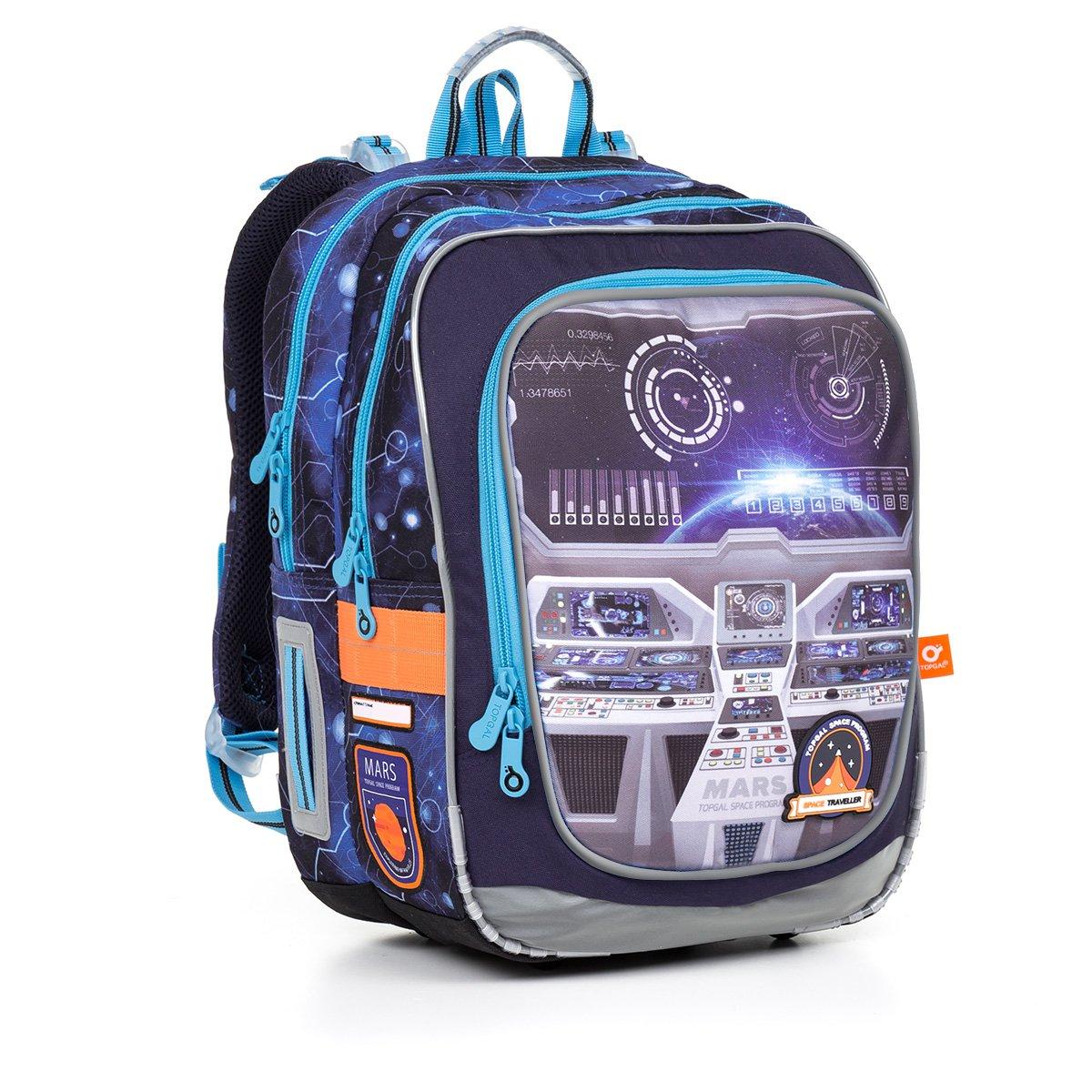 030b66d44f9 Školní batoh ENDY 18041 B
