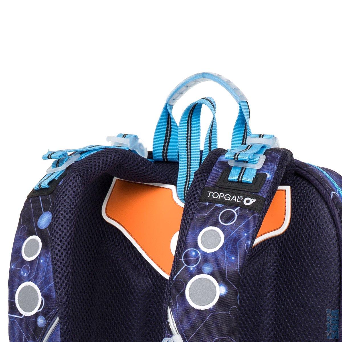 Školní batoh ENDY 18041 B 75edaec617