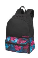 Dámský malý batoh FUN LIMIT BACKPACK FASHION 125441-7306 Neon Palms, AMERICAN TOURISTER