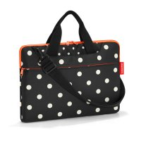 "Dámská taška na notebook max.15.6"" Netbookbag mixed dots MA7051, Reisenthel"