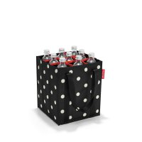 Taška na lahve bottlebag mixed dots ZJ7051, Reisenthel