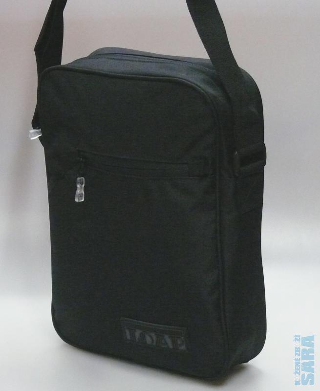 c68b4bb18 Látková sportovní kabelka COOL přes rameno černá BL10283 poslední ...