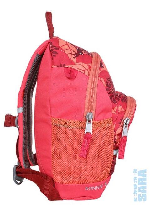 13afa6f2d98 Dětský batoh outdoorový Minnie 5 l rosebay poslední kus P.