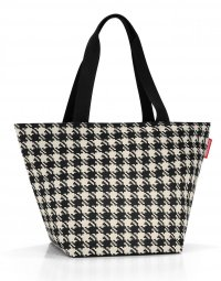 Kabelka shopper M fifties black ZS7028, Reisenthel