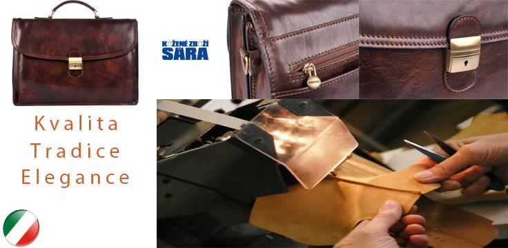 30b9b6bff20 Aktovky kožené : Kožené zboží SÁRA - kabelky, aktovky, batohy, peněženky,  doplňky